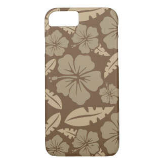 Layer of Iphone 8 Dry Flowers of the Havai iPhone 8/7 Case