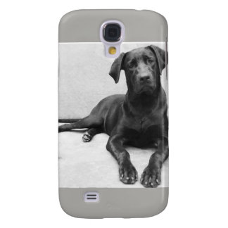 Layer Samsung S4 Labrador Galaxy S4 Cover