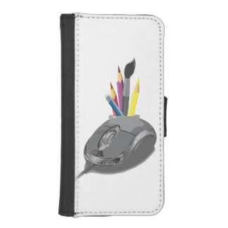 Layer Wallet for iPhone 5/5s mouse design