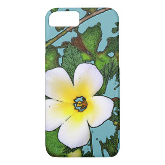 LAYER YELLOW FLOWER - Phone 8/7, iPhone 8/7 Case