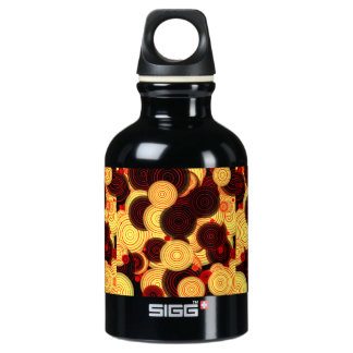 Layered circles SIGG traveller 0.3L water bottle