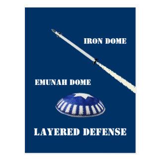 Layered Defense Postcard