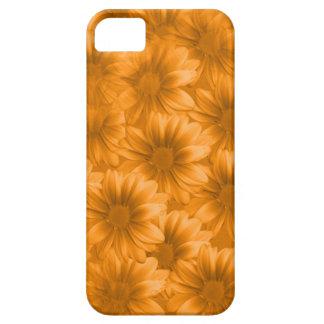 Layered Orange Gerbera Daisies iPhone 5 Covers