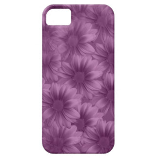 Layered Purple Gerbera Daisies iPhone 5 Cases
