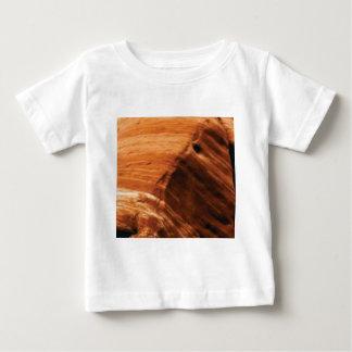 layered rock edge baby T-Shirt