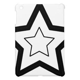 Layered Star iPad Mini Cover