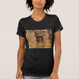 layers of cliff rocks T-Shirt