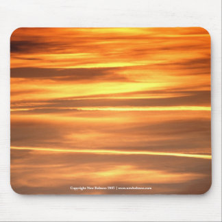Layers of Gold - Mousemat. Customise. Mouse Pad
