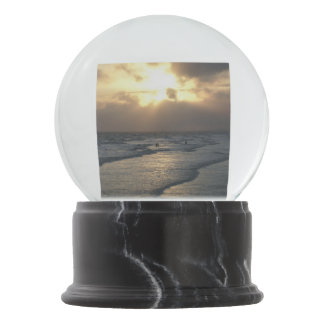 Layers of Tranquility Snow Globes