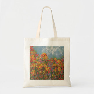 'Laying in a Meadow'. Tote Bag