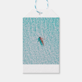 Laying in the sea Gift Gift Tags