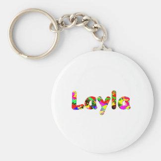 Layla key chain