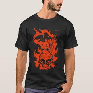 layla orange fire T-Shirt