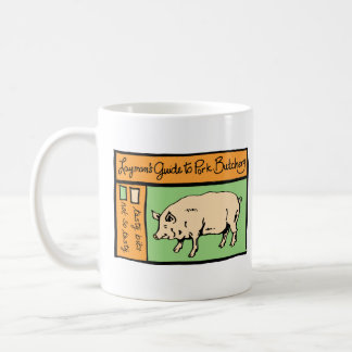 Layman's Guide to Pork Butchery Coffee Mug