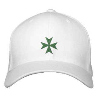 Lazarus Cross Embroidered Hat