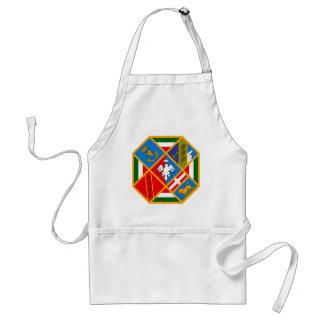Lazio (Italy) Coat of Arms Standard Apron