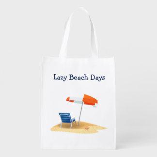 Lazy Beach Days Beach Scene