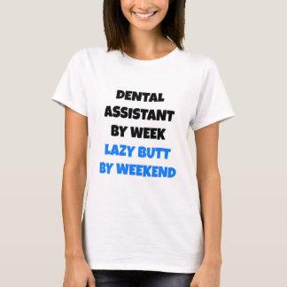 Lazy Butt Dental Assistant T-Shirt