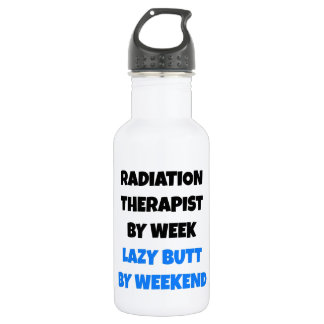 Lazy Butt Radiation Therapist 532 Ml Water Bottle