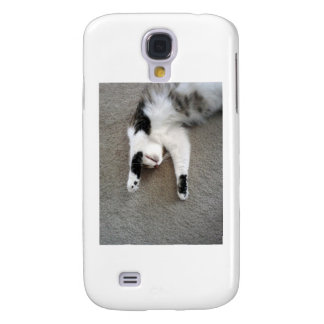 Lazy Cat Samsung Galaxy S4 Cover