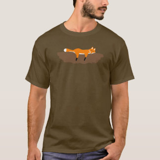 Lazy Fox T-Shirt