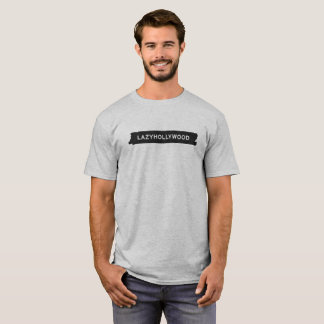 Lazy Hollywood Scribble T-Shirt