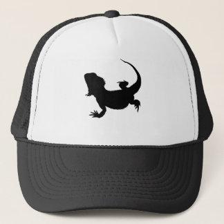 Lazy Lizard Trucker Hat