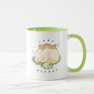 Lazy Monday Mug