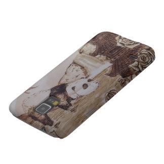 Lazy Panda Bath Case For Galaxy S5