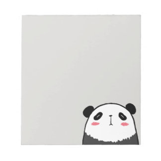 Lazy Panda Notepad