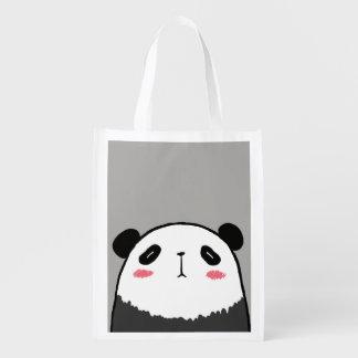Lazy Panda Reusable Grocery Bag