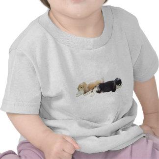 Lazy Rabbits - Bunnies Cute Sleepy Tired Weekend Tee Shirts