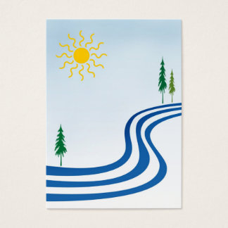 Lazy River ATC Business Card