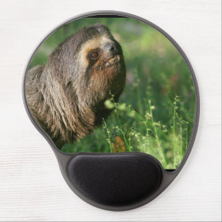 Lazy Sloth Gel Mouse Pad