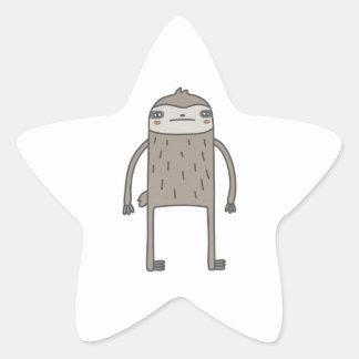 Lazy Sloth Stickers