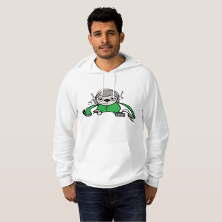Lazy Sloth Style Hoodie
