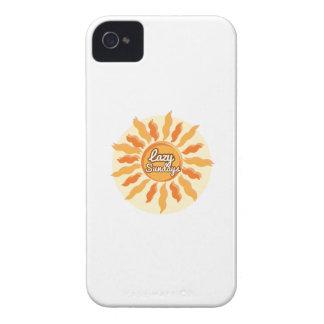 Lazy Sundays Case-Mate iPhone 4 Cases