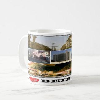 LB Lebanon - Beirut Coffee Mug