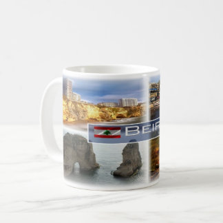 LB - Lebanon - Beirut - Coffee Mug