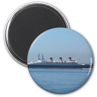 LB Queen Mary Magnet