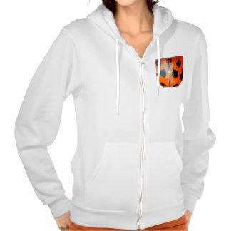 LB Style: Women's American Apparel Flex Fleece Hooded Sweatshirts