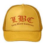 LBC - Long Beach California Mesh Hat