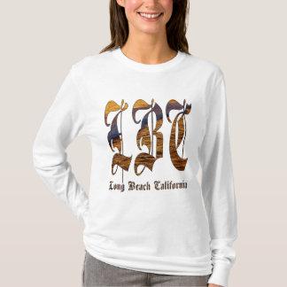 LBC - Long Beach California - Ocean T-Shirt