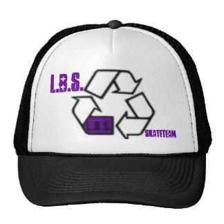 lbs skate team hat