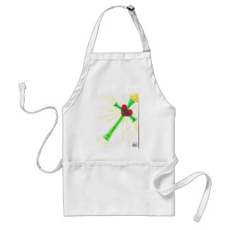 LC template Adult Apron