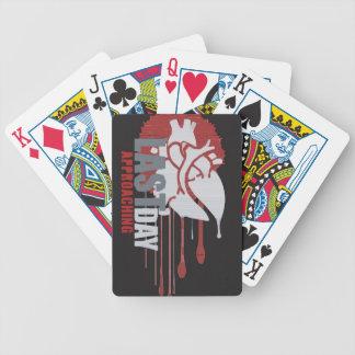 LDA Poster Bicycle Playing Cards