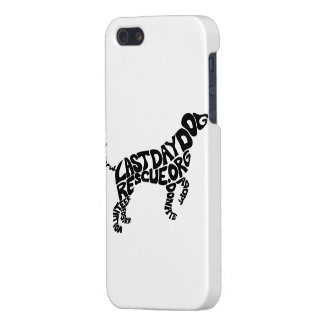 LDDR doggy shape iphone5 5S case iPhone 5/5S Cover