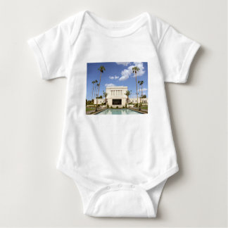 lds mesa arizona temple mormon picture baby bodysuit