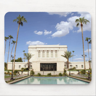 lds mesa arizona temple mormon picture mouse pad
