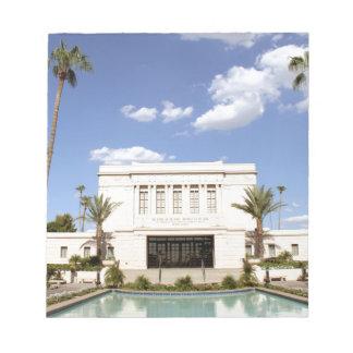 lds mesa arizona temple mormon picture notepad